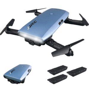 Drone JJRC modelo H47 ELFIE+ com câmera HD