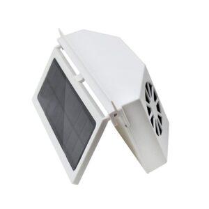 Condicionador de ar veicular por energia solar