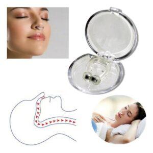 Anti-ronco Clipe Dilatador Nasal Magnético