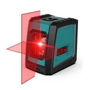 Nível a Laser Profissional Mileseey L52R Com Tripé